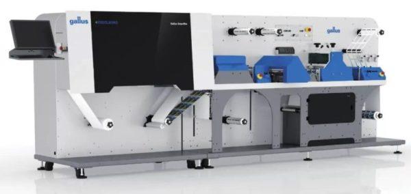 Gallus Smartfire数码印刷机